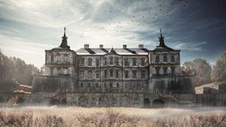 Podgoretsky Castle. Pidhirtsi