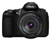 Digital SLR photo camera