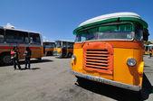 Veřejné autobusy Malta