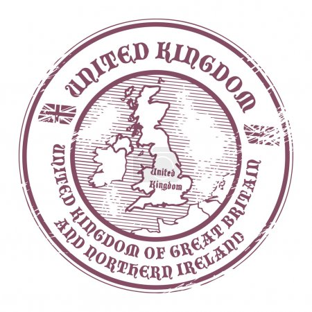 United Kingdom stamp