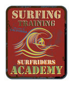 Surfing Training abstract