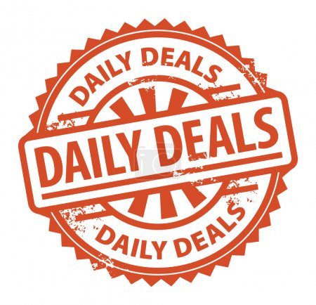 Daily Deals stamp