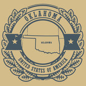 Oklahoma USA sign