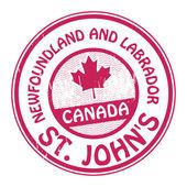 Stamp Canada Newfoundland