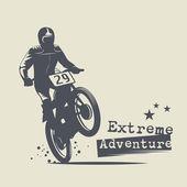 Motocross Extreme Adventure background