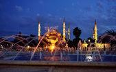 welcome to sultán jedenáct měsíců nápisy, visící na bl