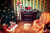 December interior