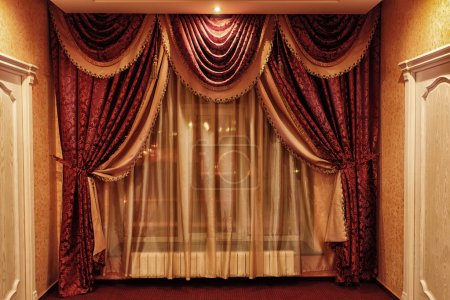 Photo pour Photo d'un intérieur luxueux . - image libre de droit