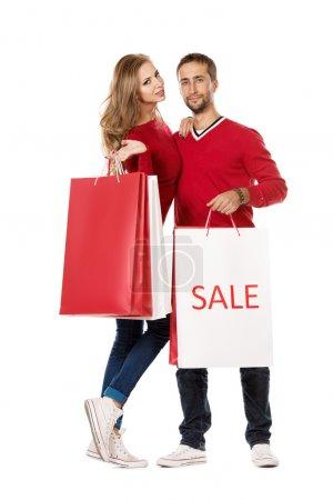 shopping pair