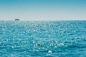 """Постер, картина, фотообои """"глубокое синее море"""""""