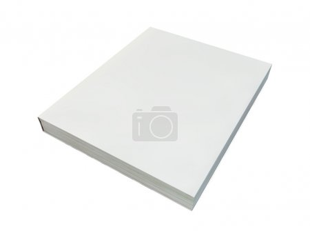 Photo for Render of blank book cover - Royalty Free Image