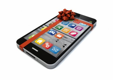 gift smartphone