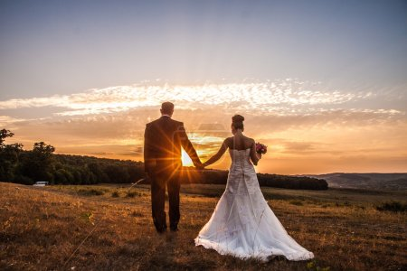 Wedding landscape