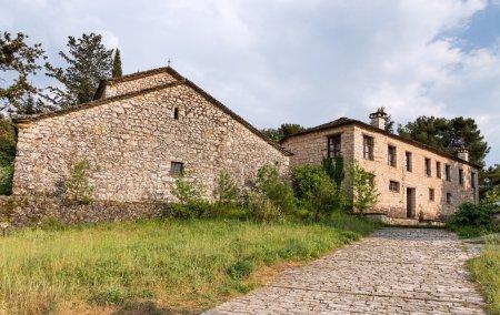 Monastery of Agios Nikolaos Philanthropinon in Nissaki, Ioannina, Greece