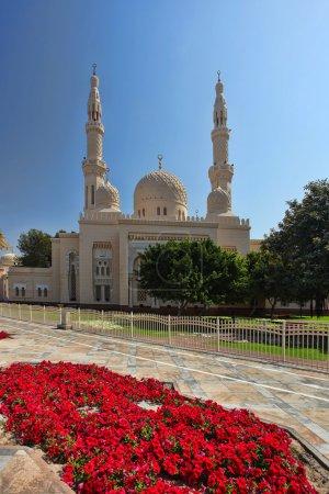 Jumeirah Mosque in  Dubai, UAE