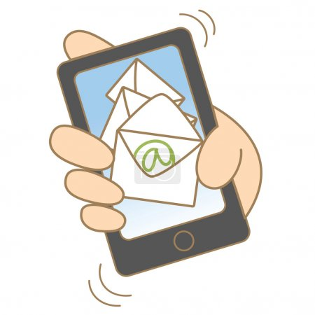 Mobile mailing concept
