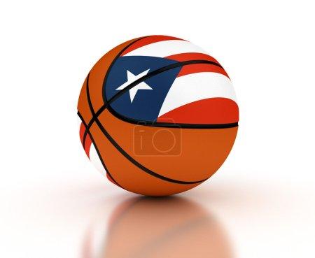 Puerto Rican Basketball