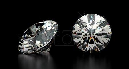 Round Cut Diamond...