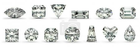 Photo for Diamond Cuts - Royalty Free Image