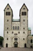 A abdinghof templom, paderborn, Németország