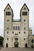 Abdinghof kostel, paderborn, Německo