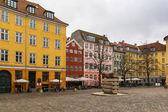 square in the Centre of Copenhagen