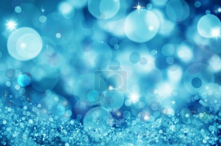 Photo for Abstract background, beautiful shiny lights, glowing magic bokeh - Royalty Free Image