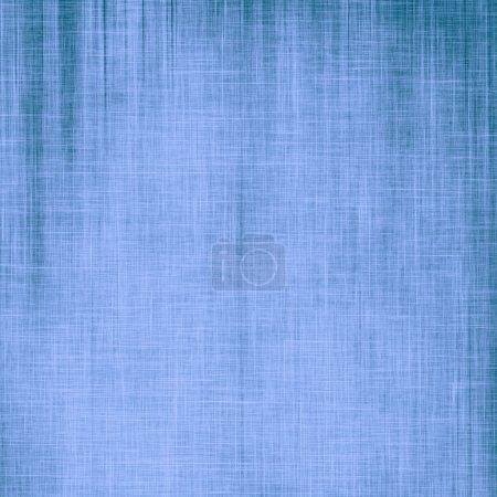 Photo pour Vintage fond bleu lin - image libre de droit