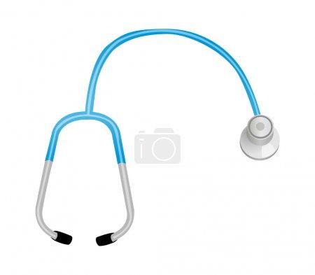 Vector icon stethoscope