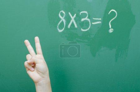 Mathematische Antwort