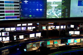 NASA Space Flight Operations Center at the Jet Propulsion Laboratory