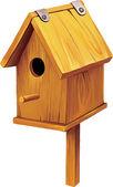 Wooden Bird House Nesting box