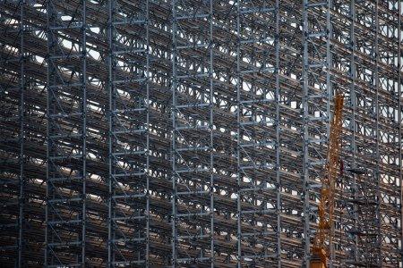 Rack construction