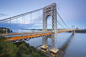 George Washington Bridge, New York.