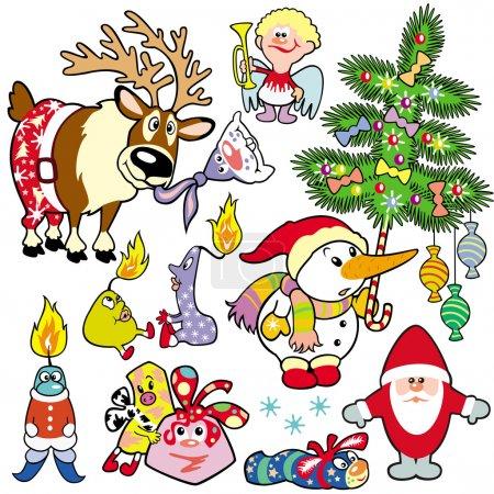 Christmas set for children