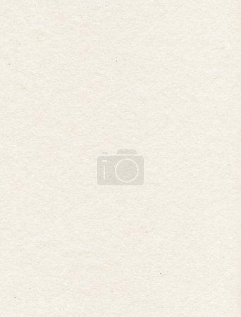 Photo pour Crème texture de papier à la main - image libre de droit