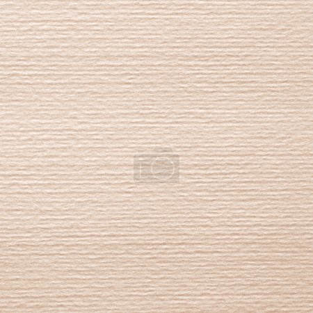 Photo pour Texture de papier crème - image libre de droit