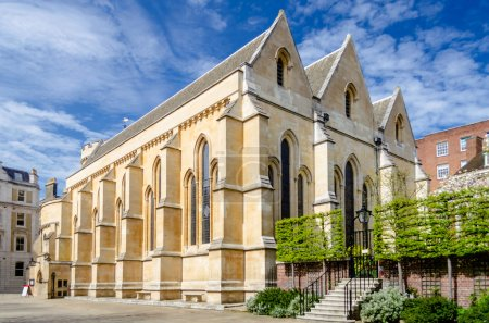 Temple Church, London, UK