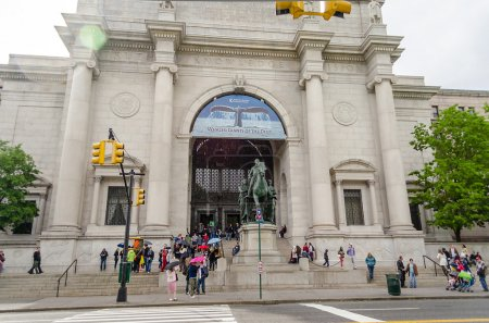 American Museum of Natural History, New York City