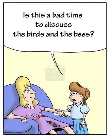 die Vögel und die Bienen