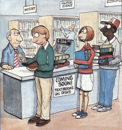Photo pour À venir. manuels sur les disques. - image libre de droit