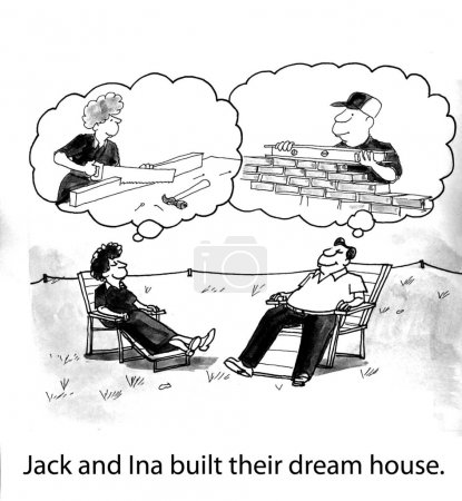 Dreams of house