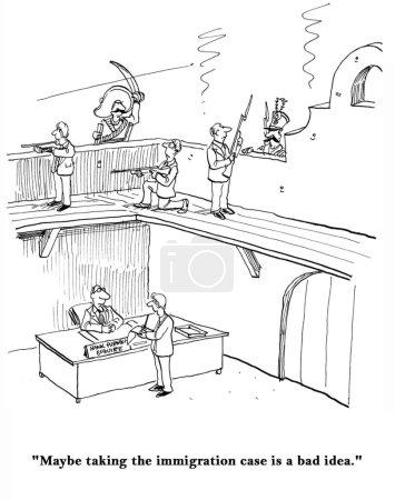 Immigration case