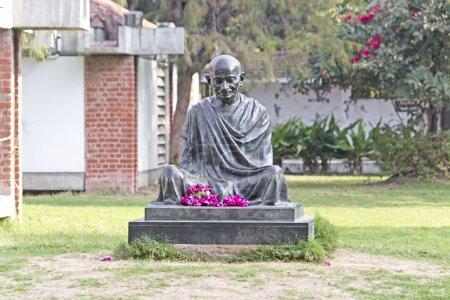 Monument of Mahatma Gandhi in