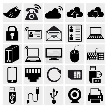 Simplus series icon set