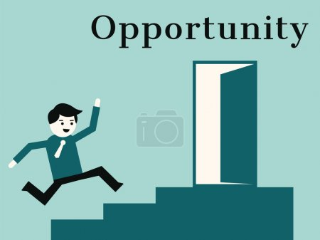 run to opportunity