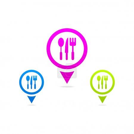 Kitchen Pointers sign