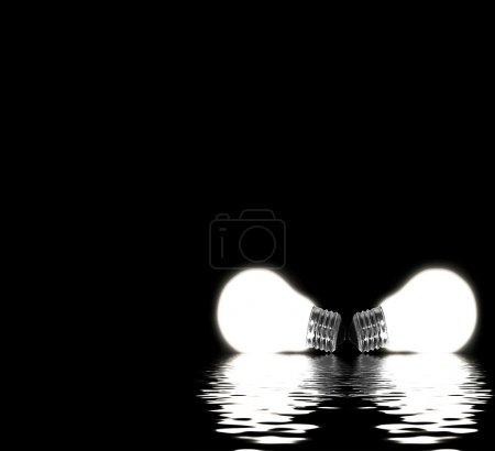Photo pour Ampoule - image libre de droit