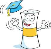 Cartoon diploma