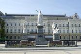 Monument to Princess Olga, Apostle Andrew, Cyril and Methodius